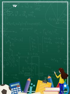Green Exam Sprint Book Blackboard Background - My Dunsire Book Background, Paint Background, Background Images, Poster Design, Book Design, Image Crayon, Green Concept, World Reading Day