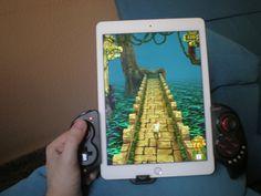 Review iPEGA PG 9023   Mando Ajustable para iPhone y iPad