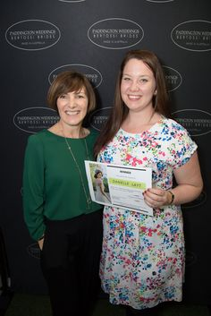 Meet Danielle, the lucky winner of a Couture Bertossi Brides gown, she received her official prize on Sunday night at our collection launch and we can't wait to make a very special gown just for her... www.paddingtonweddings.com.au