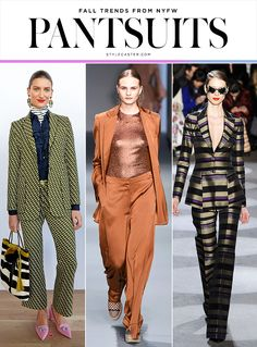 The 12 Best Fall 2016 Trends From New York Fashion Week | StyleCaster