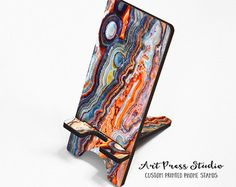 Teléfono inteligente teléfono celular cargador por ArtPressStudio