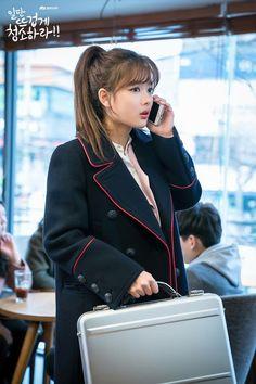 Child Actresses, Korean Actresses, Asian Actors, Korean Actors, Actors & Actresses, See Through Bangs Korean, Kim Yoo Jung Photoshoot, Kim You Jung, Girl Drama