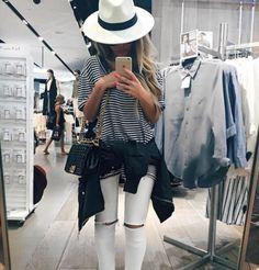 sombrero blanco nice