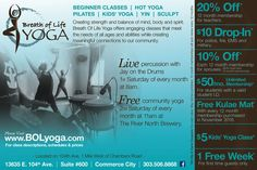 Yoga with a LIVE DRUM SOUNDTRACK every First Saturday of the month @ Breath of Life Yoga | Commerce City, CO