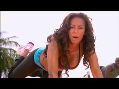 (2) Mel B 10 minutowy trening pośladków - YouTube