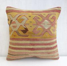 Tribal Kilim cushion cover