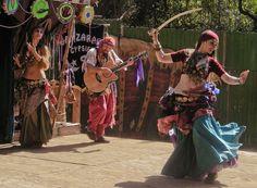 Dança Tribal... Cigana...
