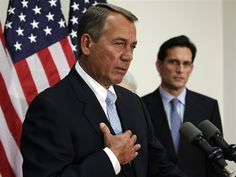 Boehner rejects call to pass tax cuts now for those making less than $250,000 - First Read