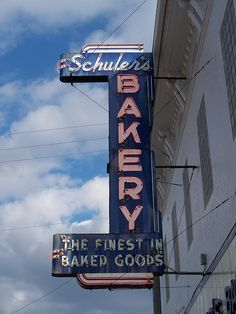 Schuler's Bakery.......Springfield, Ohio.  Nothing like coming home and getting this!! The best!!