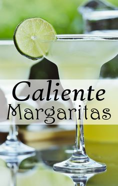 Guy Fieri showed us his Caliente Margarita Recipe with his homemade margarita mix to match!