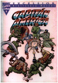 Capitán América  nº 3