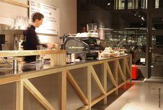 cafeterías | Estilo Escandinavo