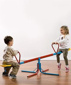 Take a look at this Pure Global Swivel Seesaw by Outdoor Fun Collection on #zulily today!