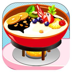 #NEW #iOS #APP Cooking Game-I Want To Be a Super Chef - happy zhao