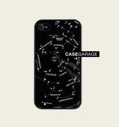 iPhone 4 Case - Constellation