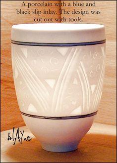 Ceramic Tea pot  Wood handle and wire  Wash out technique  | Tea