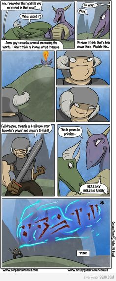 Oh so thats what it means........I will never look at Skyrim the same....lol