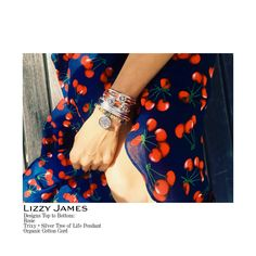 Lizzy James' Organic Cotton Cord Wrap Bracelets & Necklaces.  Same great style & designs now available in braided cotton cord.\ Made in California. https://www.lizzyjames.com/collections/cotton-cord-wrap-bracelet-collection/products/trixy-with-silver-tree-of-life-pendant-in-cotton-cord-bracelet-necklace