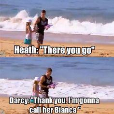 Darcy and Heath
