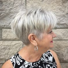 50 fab short hairstyles and haircuts for women over 60 short hairstyles over 50 hairstyles over 60 short blonde hairstyle over 50 trendy hairstyles for women com Over 60 Hairstyles, Popular Short Hairstyles, Best Short Haircuts, Older Women Hairstyles, Hairstyles 2018, Short Gray Hairstyles, Pixie Hairstyles, Popular Haircuts, Haircuts For Over 60