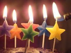 Happy Birthday Candles  A01169118 DRGM