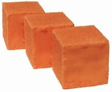 """Orange Frappé - Solid Bath Oil (3 Bath Cubes)"" - Fruity refreshing citrus, the Ultimate Orange ! A Solid, fruit-scented mixture that is similar to Sherbet and treats you like a Dessert or Appetizer as it pours healing Mango Butter over your body! These bath cubes are drenched in rich, sensuous mango butter to produce a healthy looking smooth finish to your skin. While bathing add one of more PICHPOSH Mango Butter Bath Frappé to your water & discover the PICHPOSH Experience! Visit…"