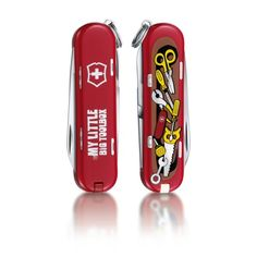 Classic SD My Little Big Toolbox Swiss Army Knife