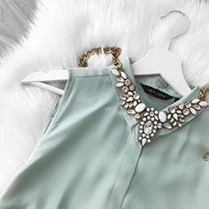 Snow White Statement Necklace - #fashion #style #glam #chic #fashionista - 24,90 @happinessboutique.com
