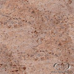 Ivory Chiffon Granite  (Kitchen-Design-Ideas.org)