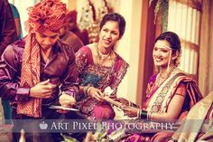 Candid Maharashtrian Wedding Photography