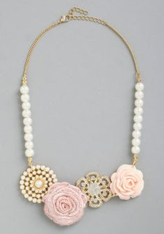 Charming Collection Necklace, #ModCloth
