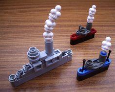 MOC: Micro LEGO Battleships! - The Brick Show