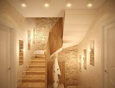 einrichtungstipps wandgestaltung treppenhaus wohnidee