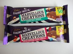 Cadbury Dairy Milk Marvellous Creations: Jelly Popping Candy Shells & Cookie Nut Crunch