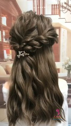 Formal Hairstyles, Cute Hairstyles, Wedding Hairstyles, Hug Gif, Crystal Headband, Headbands For Women, Wedding Hair Accessories, Hair Jewelry, Hair Band