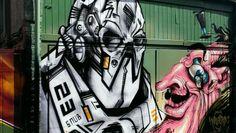 #Brighton #streetart #brightongraffiti #paintedcity