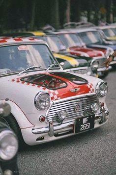 Mini Cooper S, Mini Cooper Classic, Cooper Car, Classic Mini, Classic Cars, Mini Morris, Automobile, Morris Minor, Mini One
