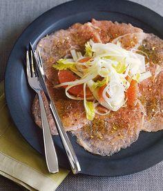 Beef recipes easy carpaccio gourmet