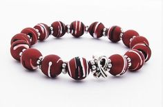 September also brings awareness to Multiple Myeloma!  Beaded Cancer Bracelet   Choose Hope