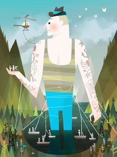 #illustration by Joey Chou - amazing