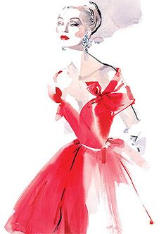 David Downton for V Museum