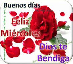 Oasis de Amigos con Fe Amor y Esperanza: Feliz Miércoles