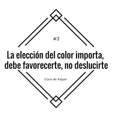 Hoy es miércoles, día de #instaconsejo , hoy quería hablaros de la importancia de escoger los colores correctos. Podéis leer el #post en mi #blog www.cocoderiquer.es   #imagenpersonal #estudiodecolor #stylecoach #personalshopper #estilismo #Barcelona #santcugatdelvalles