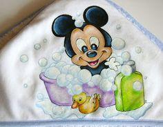 bebé & companhia: enxoval do mickey