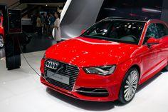Audi A3 e-tron model - http://autotras.com
