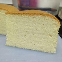 Cream Cheese Spongecake