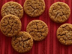 Get this all-star, easy-to-follow Jamie's Old-Fashioned Ginger Crinkle Cookies recipe from Jamie Deen.