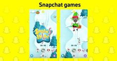 "Now Snapchat has ""Filter Games"" - http://marketinghits.com/blog/now-snapchat-has-filter-games/"