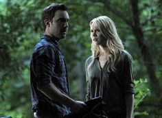 Sam Huntington & Kristen Hager - Being Human SyFy Being Human Syfy, Sam Huntington, Werewolf, Movies And Tv Shows, Blood, Teen, Feelings, Reading, Fictional Characters