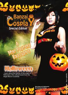 Banzai Cosplay Edição Especial  Halloween 2014 English Version